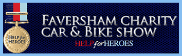 Faversham Charity Car Show